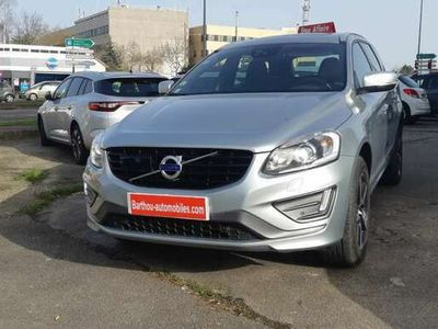 occasion Volvo XC60 D4 190CV XENIUM R-DESIGN GEARTRONIC
