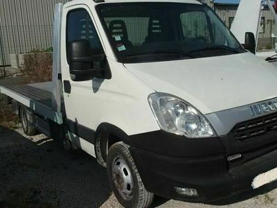 occasion Iveco Daily CCB 35C15 EMPATTEMENT 4100 BV6 DEPANEUSE
