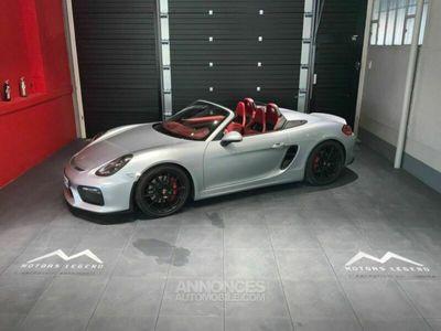 occasion Porsche 718 Spyder