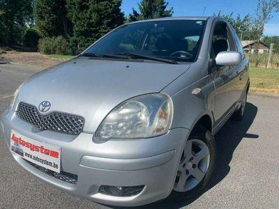 occasion Toyota Yaris 1.0i VVT-i 16v*AIRCO*CARPASS*GARANTIE 1AN*