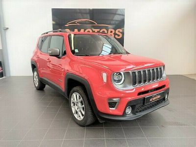 occasion Jeep Renegade 2.0 MULTIJET S&S 140CH LIMITED 4X4