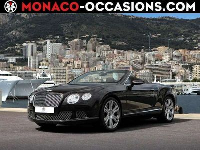 occasion Bentley Continental GTC W12 6.0