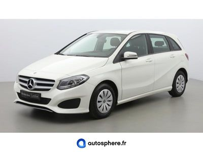 occasion Mercedes B180 CLASSEd 109ch Intuition