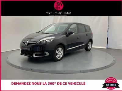 occasion Renault Scénic III Grand 7places! 1.5 Energy dCi - 110 Euro 6 - ! GRAND III MONOSPACE Business garenti 12 moi Diesel
