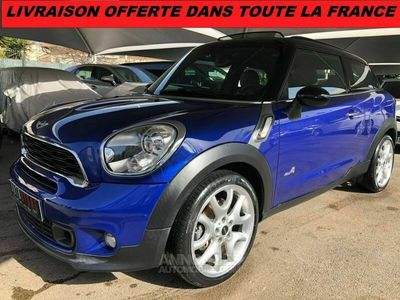 occasion Mini Cooper S Paceman 184CH PACK RED HOT CHILI II ALL4