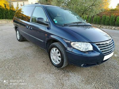 occasion Chrysler Grand Voyager 2.8 CRD Stow'n Go Limited A