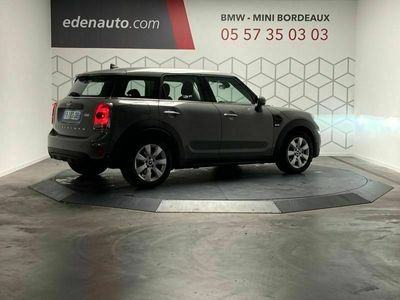 occasion Mini One D Countryman F60 116 ch BVA7 One D Salt Auto-ecole Salt Auto-ecole