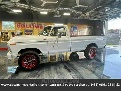 occasion Ford F250 F250High boy 44 351 m400 heads 1978 prix tout compris