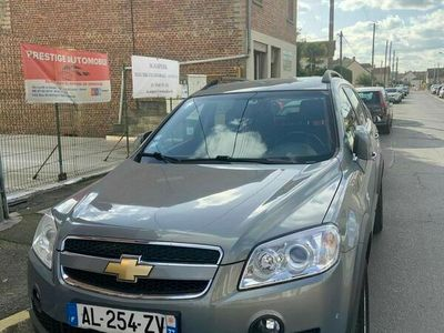 occasion Chevrolet Captiva 2.0 VCDI 127 Family Pack