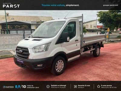 occasion Ford Transit 2T CCb P350 L2 2.0 EcoBlue 170ch S&S HDT Trend Business