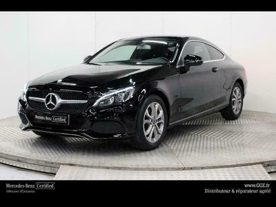 occasion Mercedes C200 Classe184ch Executive 9G-Tronic