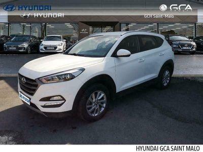 occasion Hyundai Tucson 1.7 CRDI 115ch Business 2WD