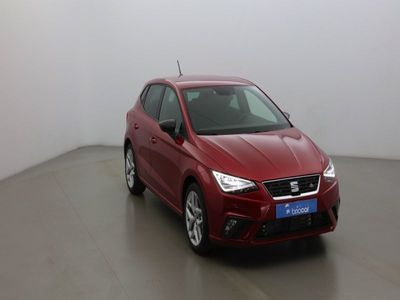 occasion Seat Ibiza 1.0 TSI 115ch FR Plus Rouge Désir