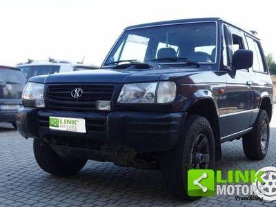 occasion Hyundai Galloper Wagon 2.5 TDI (2000)