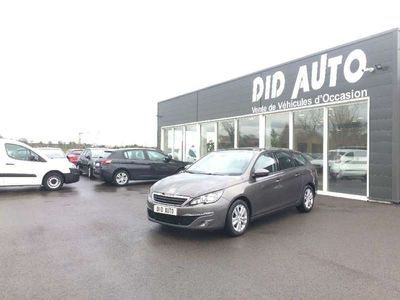 occasion Peugeot 308 SW Bluehdi 120 cv Business Pack,GPS