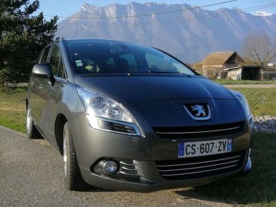 occasion Peugeot 5008 1.6 HDi 115ch FAP BVM6 Style 7pl