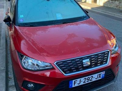 occasion Seat Arona 1.0 EcoTSI 115 ch Start/Stop DSG7 FR