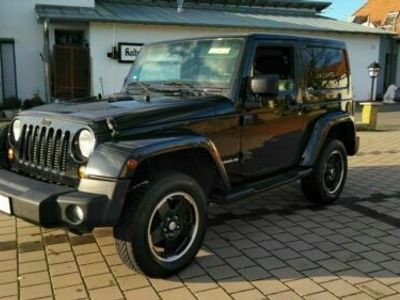 occasion Jeep Wrangler (Wrangler 2.8 CRD 200 Unlimited Sahara A)