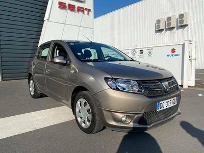 occasion Dacia Sandero 1.5 dCi 90 FAP Lauréate
