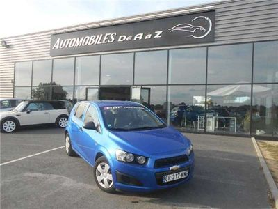 occasion Chevrolet Aveo 1.3 VCDi75 LS Setamp;S 5p (2013A)