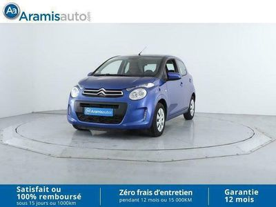 occasion Citroën C1 Feel 1.0 VTi 72 BVM5