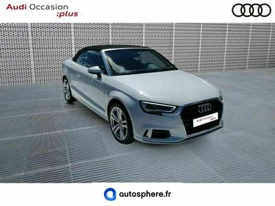occasion Audi A3 Cabriolet 1.4 TFSI 115ch S line S tronic 7