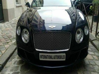 occasion Bentley Continental GT Phase 2 W12 Bioéthanol