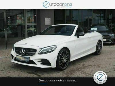 occasion Mercedes C200 Amg Line Cabriolet - Nouveaux modèles dispos