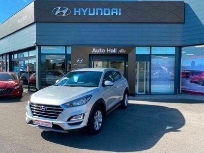 occasion Hyundai Tucson 1.6 CRDI 136ch Creative DCT-7 Euro6d-Evap