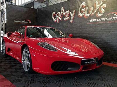 occasion Ferrari F430 V8 F1