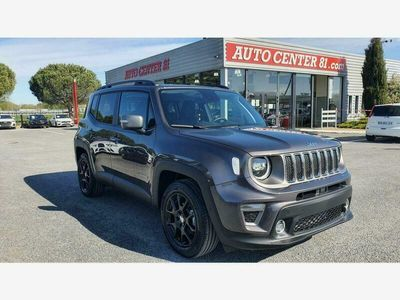 occasion Jeep Renegade 1.6 MultiJet 120 Limited +CAM *2021