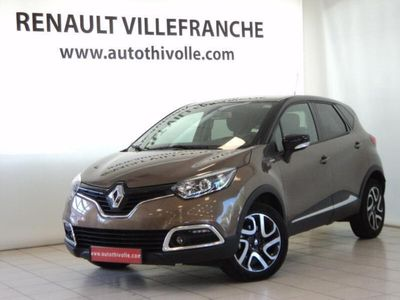 occasion Renault Captur dCi 90 Energy eco² Intens