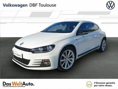 occasion VW Scirocco 2.0 TDI 150ch BlueMotion Technology FAP Club