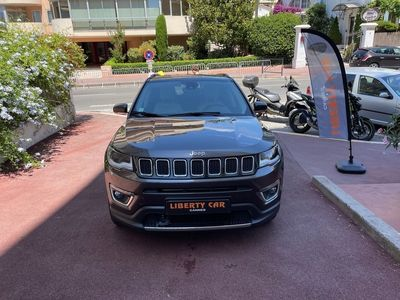 occasion Jeep Compass - 1.4 multiair ii - 140 - 4x2 - Gris