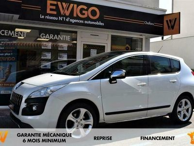 occasion Peugeot 3008 2.0 HDi 163ch FAP Féline BVA6