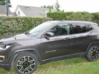 occasion Jeep Compass 1.6 I MultiJet II 120 ch BVM6 Limited