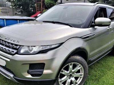 occasion Land Rover Range Rover evoque TD4 Dynamic A