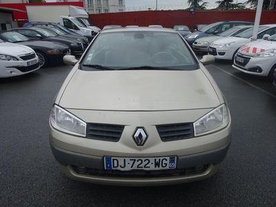 occasion Renault Mégane Cabriolet Megane CC II 1.9 Dci 120ch Confort Authentique