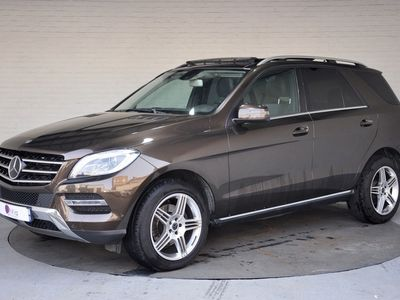 occasion Mercedes ML350 BLUETECH 4MATIC 258CV