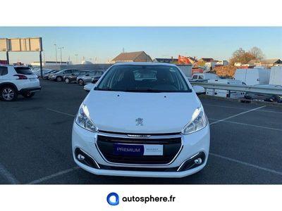 occasion Peugeot 208 1.5 BlueHDi 100ch E6.c Active BVM5 5p