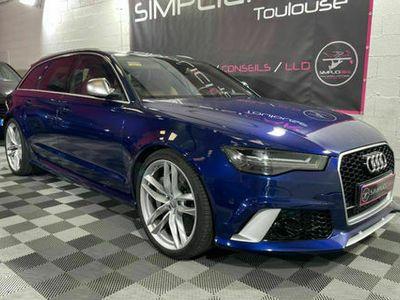 occasion Audi RS6 AVANT V8 4.0 TFSI 560cv EXCLUSIVE