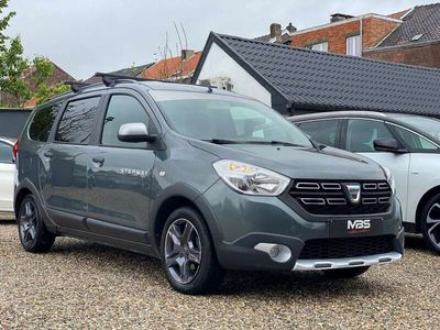 occasion Dacia Lodgy 1.2 TCe Stepway 7pl. * GPS * CRUISE CLIM * AT REM