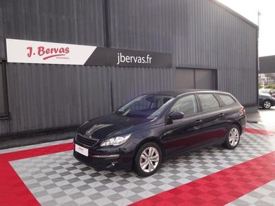 occasion Peugeot 308 SW BUSINESS 1.6 BlueHDi 100ch S&S BVM5 Active