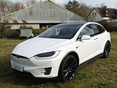 occasion Tesla Model X 75D 6pl