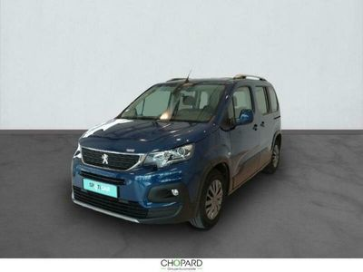 occasion Peugeot Rifter BlueHDi 100ch Standard Allure