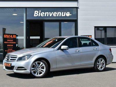 occasion Mercedes 200 Classe C III (2)CDI BLUEEFFICIENCY AVANTGARDE 7G-TRONIC