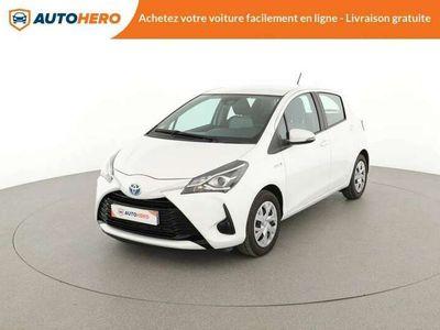occasion Toyota Yaris 1.5 Hybrid France 75 ch
