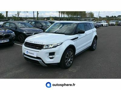 occasion Land Rover Range Rover evoque 2.2 SD4 Dynamic BVA Mark I
