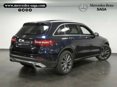 occasion Mercedes GLC350 e 211+116ch Fascination 4Matic 7G-Tronic plus