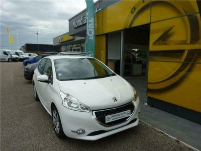 occasion Peugeot 208 1.4 HDI 68 FAP BVM5 BUSINESS R'